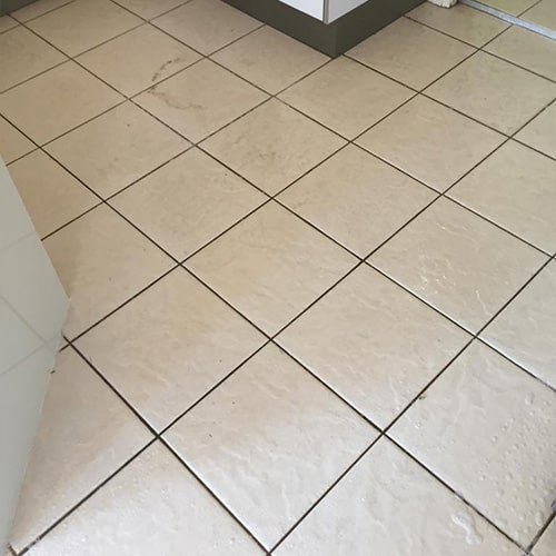 Tile Grout Cleaning Sydney Before Services at Kings of Cleaning